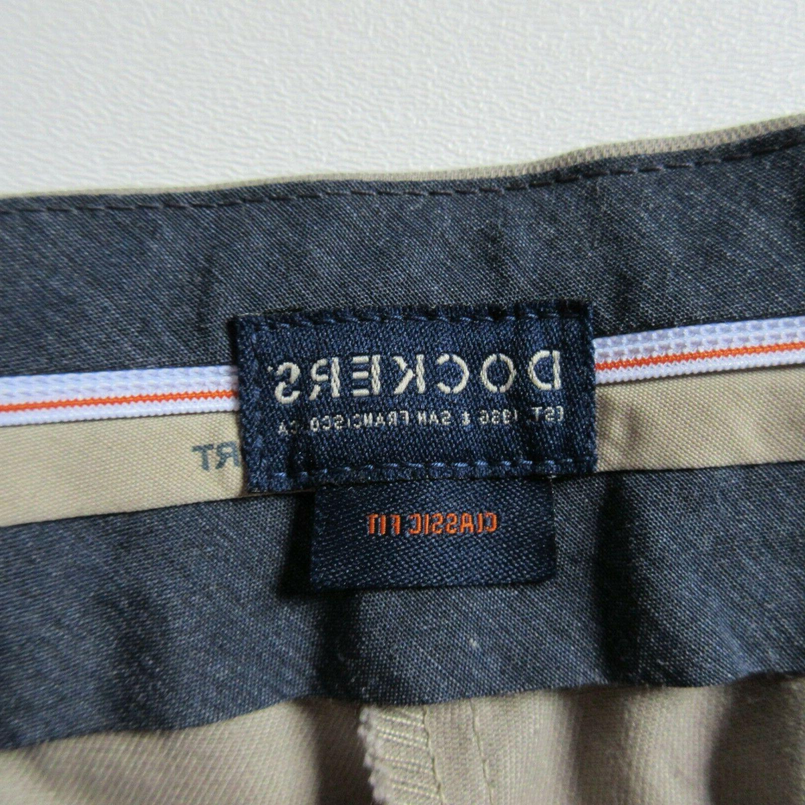 NWT Signature in Classic Pants 34 x 36
