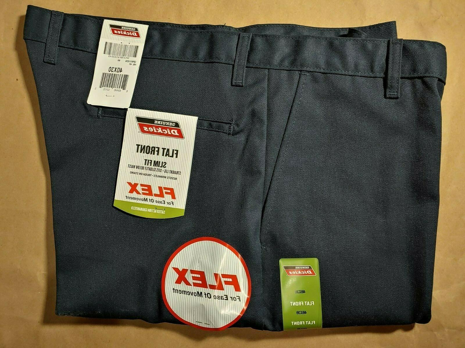 Dickies Front Straight Slim Fit