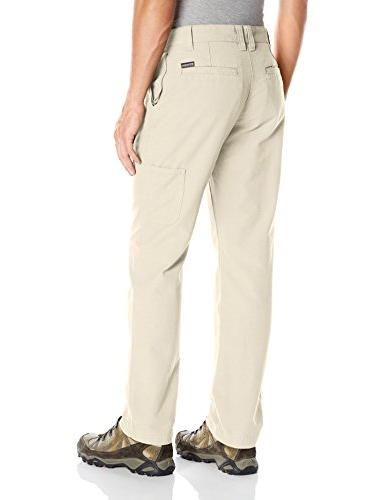 Columbia Men's Pant, Fossil,