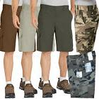 """Dickies Shorts Men 11"""" Relaxed Fit Ripstop Cargo / Phone poc"""