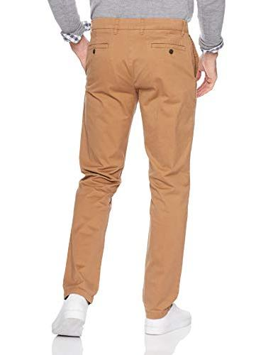 Goodthreads Slim-Fit Washed Chino Pant, 32W 32L