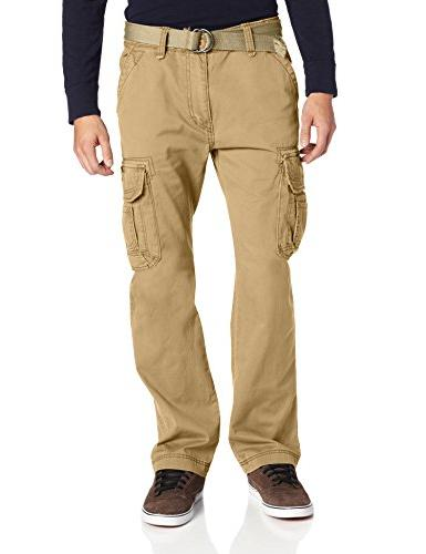 Unionbay Men's Relaxed - Reg and Tall Rye, 32X30