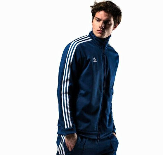 Large adidas Originals MEN'S TONAL STREET RUNNING TECH TRACK