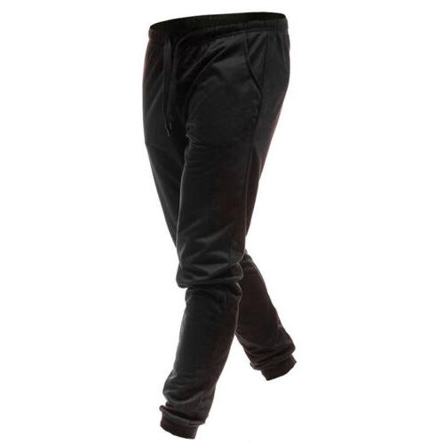 US Long Tracksuit Fitnes Workout Joggers