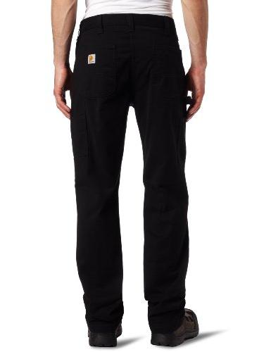Carhartt Washed Dungaree Fit,Black,36 30