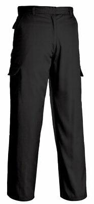 Portwest C701 Workwear Cargo Pants in Kingsmill with 6