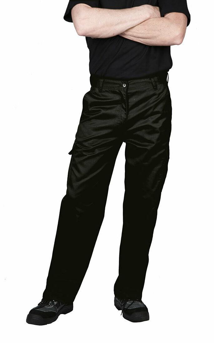 work pants cargo men military security trouser