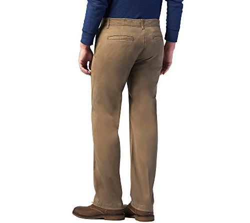 LEE Stretch Straight Front Pant