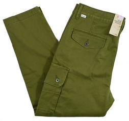 Levi's #7772 NEW Men's Stretch Slim Tapered Cargo Pants MSRP