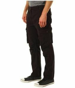 Levi's Men's Ace Cargo Pants Relaxed Fit NWT 38 X 34 Black