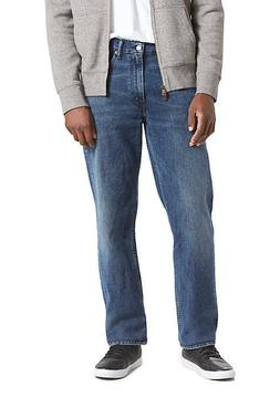 LEVI'S MEN'S BIG & TALL 550 RELAXED FIT PANTS JEANS 42 48 50