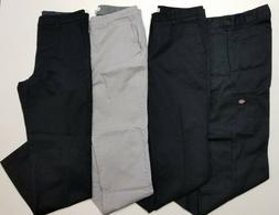 LOT MEN'S PANTS - CHINOS KHAKIS - DICKIES - DOCKERS - SIZE 3