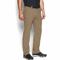 Under Armour Men's Match Play Golf Pants, Canvas /Canvas, 36