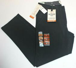 Men Dockers Downtime Khaki Charcoal Gray Slim Tapered Fit Sm