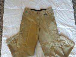 Men Khaki Dockers Outdoor Pants 34 X 32 Relaxed Fit