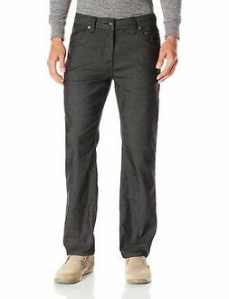 "prAna Men's 30"" Inseam Bridger Jeans, Size 28, Bla - Choose"