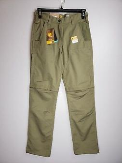 Men's Carhartt 30x34 Burnt Olive Force Extremes Zip Off Conv