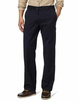 IZOD Men's American Chino Flat Front Slim Fit Pant - Choose