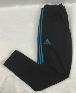 Adidas Men's Athletic TIR017 Climacool Soccer Sweat Pants Bl