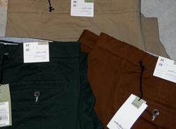Men's Big & Tall Pants Hennepin Chinos Forrest Khaki Brown S