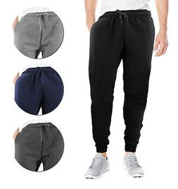 men s casual jogger pants soft slim