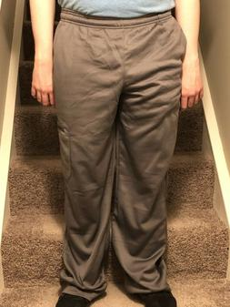 Men's Under Armour Cold Gear Loose Fit Sweat Pants Steel