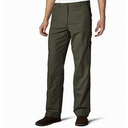 Dockers Men's Comfort Cargo Classic Fit D3 Pants Rifle Green