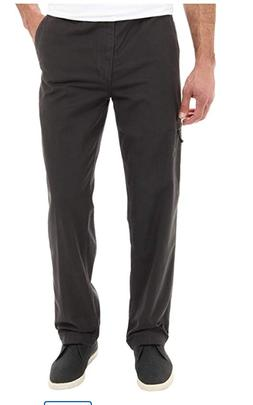 Dockers Men's Comfort Cargo Classic Fit D3 Pants Steel Head