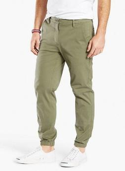 Dockers Men's Deep Lichen Green Smart 360 Flex Slim Tapered
