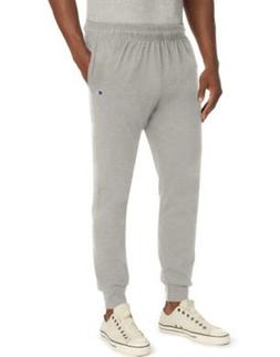 Champion Men's Jersey Jogger Pants w/side Pockets - 5 COLOR