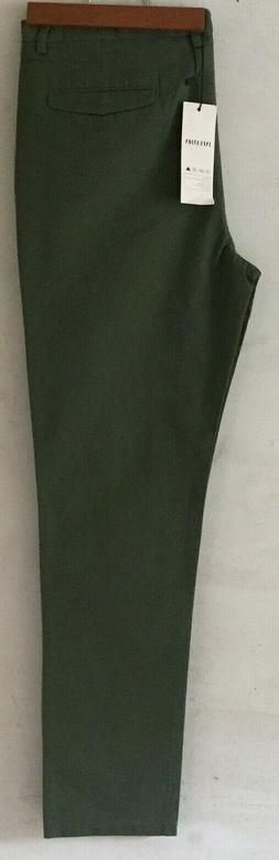 INFLATION Men's Olive Casual Pants Size W 38  NWT