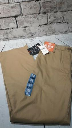 Men's Dockers PACIFIC On the GO straight flat Casual Pants s