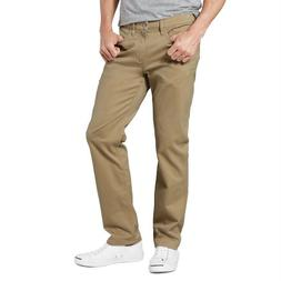 Mens Dockers Big & Tall Jean Cut Flat Front Classic Fit Stre