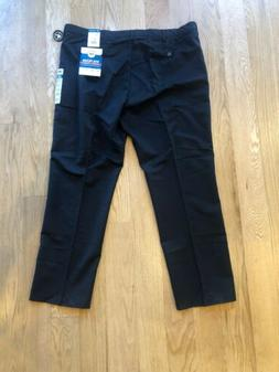 Lee Men's Pants Total Freedom Size 46 X 34 Relaxed Fit Black