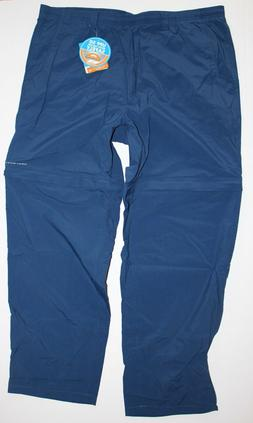 Columbia Men's PFG Backcast Convertible Water Pants Shorts B