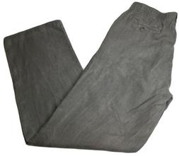 28 Palms Men's Relaxed-fit 100% Linen Pant with Drawstring G