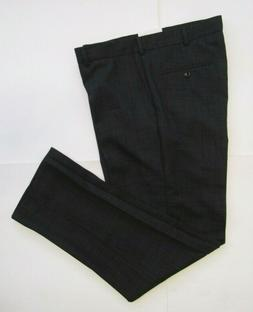 Men's Dockers Signature Dress Pants, New Dark Gray Slim Fit