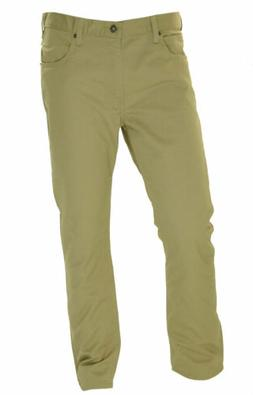 Dickies Men's Slim Tapered Fit Flex Fabric Crossover Pants S