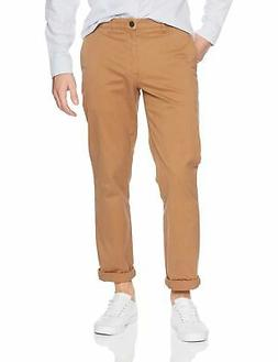 Goodthreads Men's Straight-Fit Washed Chino Pant British Kha