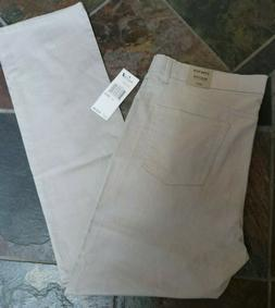 Kenneth Cole REACTION Men's Stretch Pants RFS88WP04 742 FLAX