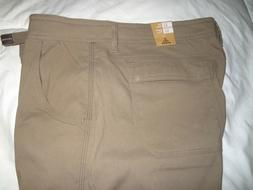 "prAna Men's Stretch ""Zion"" Pants, MUDD ,34 W, inseam 30-NEW"