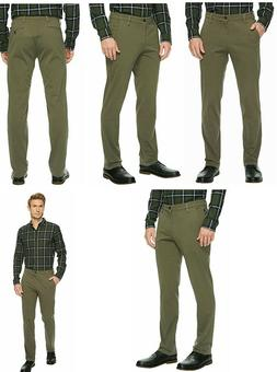 Dockers men's workday khaki classic fit w/ smart 360 flex $6