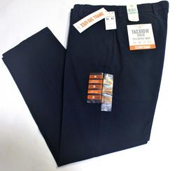 Men's Dockers Workday Khaki Navy Blue Slim Tapered Fit Smart