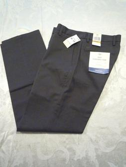 DOCKERS Mens 29X30 The Best Pressed Straight Fit Flat Front