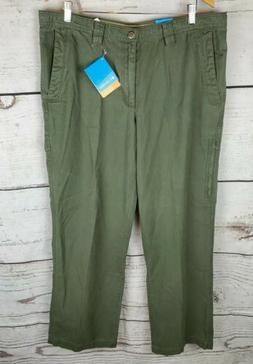 Columbia Mens 36x30 Pants Outdoor Hiking Casual Flat Front G