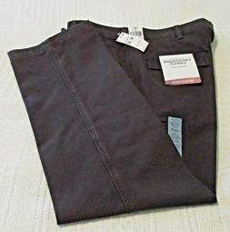 Mens Dockers Dark Brown 100% Cotton Cargo Pants/Slacks, Size