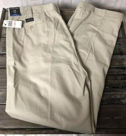 Mens Nautica Rigger Khaki Pants Size 40x32 New With Tags Dou
