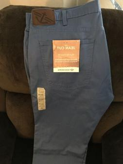 Dockers Men's The Jean Cut Pants Size Big&Tall 38x36