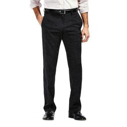 Haggar Men's Ultimate Chino Straight Fit Travel Dress Pant