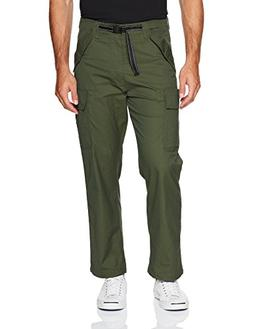 Levi's Men's Military Banded Carrier Cargo Pant, Lodge Green